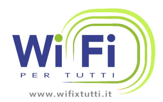 wifi per tutti