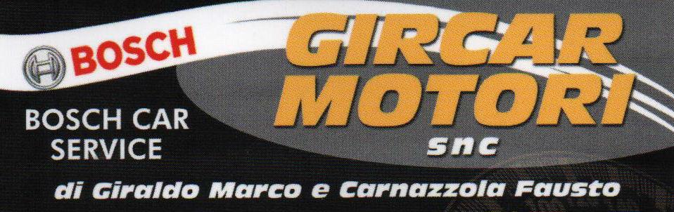 logo gircar motori
