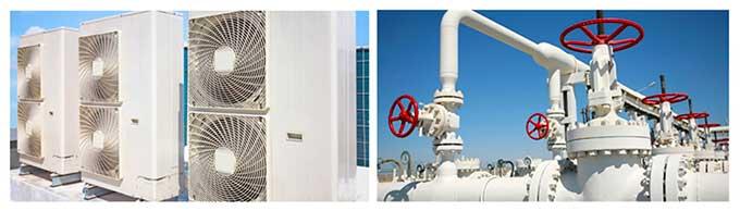 Areatecnica, Como, Impianti di riscaldamento e idraulica